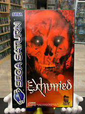 Covers Exhumed saturn