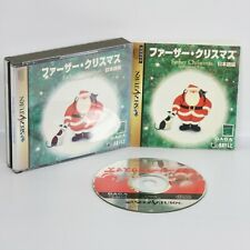 Covers Father Christmas saturn