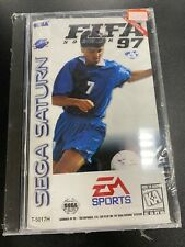 Covers FIFA Soccer 97 saturn