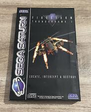Covers Firestorm: Thunderhawk 2 saturn