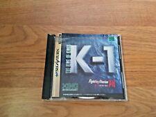Covers K-1 Fighting Illusion Shou saturn