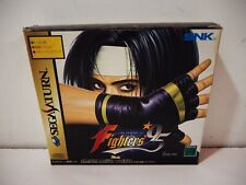Covers King of Fighters 95 saturn