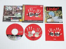 Covers Linda 3 Kanzenban saturn