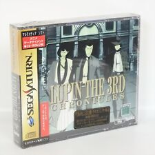 Covers Lupin the 3rd Chronicles saturn