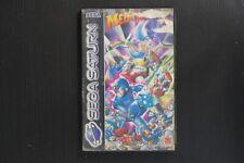 Covers Mega Man X3 saturn
