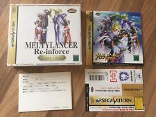 Covers MeltyLancer Re-inforce saturn