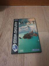 Covers Myst saturn