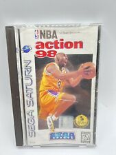Covers NBA Action 98 saturn