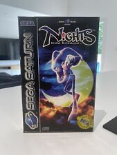 Covers Nights into Dreams saturn
