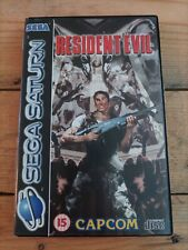 Covers Resident Evil saturn