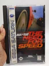 Covers Road & Track Presents The Need for Speed saturn