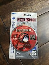 Covers BattleSport saturn