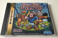 Covers Three Dirty Dwarves saturn