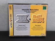 Covers Thunder Storm & Road Blaster saturn