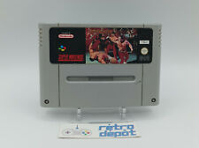 Covers Pit-Fighter snes