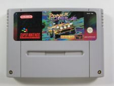 Covers Power Drive snes