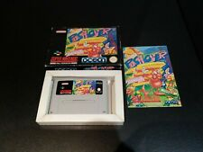 Covers Pushover snes