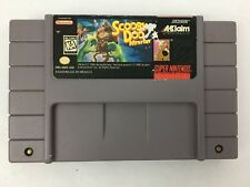 Covers Scooby-Doo Mystery snes