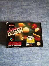Covers Side Pocket snes