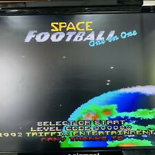 Covers Space Football: One on One snes
