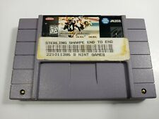 Covers Sterling Sharpe: End 2 End snes