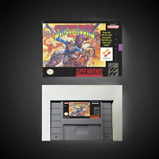 Covers Sunset Riders snes