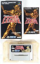 Covers Super Power League snes