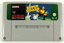 Covers Super Soccer  snes
