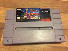Covers Super Soccer Champ snes