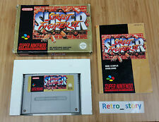 Covers Super Street Fighter II: The New Challengers  snes