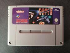 Covers Super Strike Gunner snes