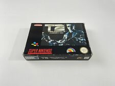 Covers Terminator 2: Judgment Day snes