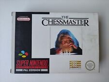 Covers The Chessmaster snes