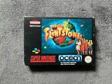Covers The Flintstones snes