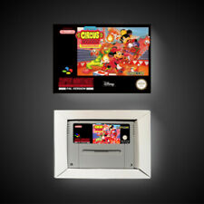 Covers The Great Circus Mystery Starring Mickey & Minnie snes