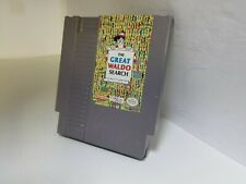 Covers The Great Waldo Search snes