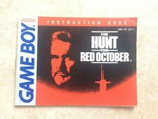 Covers The Hunt for Red October snes