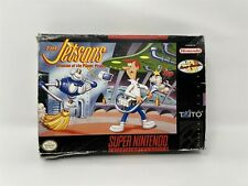 Covers The Jetsons: Invasion of the Planet Pirates snes