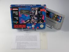 Covers The Lawnmower Man snes