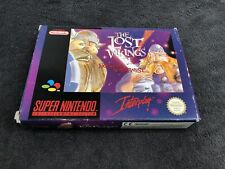 Covers The Lost Vikings 2 snes