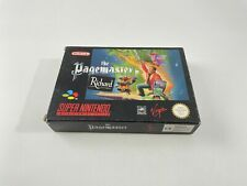 Covers The Pagemaster snes