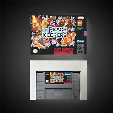 Covers The Peace Keepers snes