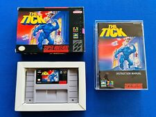 Covers The Tick snes