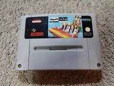 Covers Theme Park snes