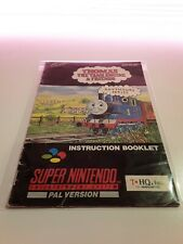 Covers Thomas the Tank Engine & Friends snes
