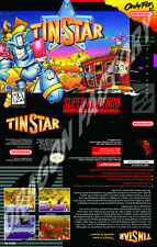 Covers Tin Star snes
