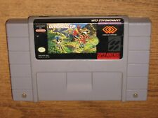 Covers Cannondale Cup snes