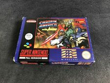 Covers Captain America and The Avengers snes