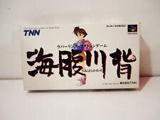 Covers Umihara Kawase snes