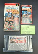 Covers Undercover Cops snes